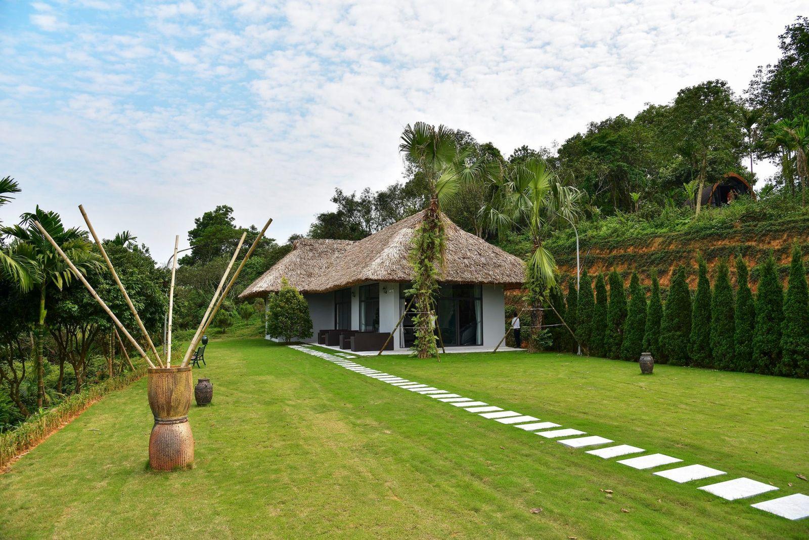 Khu Biệt thự nghỉ dưỡng Thiên Đức - 2