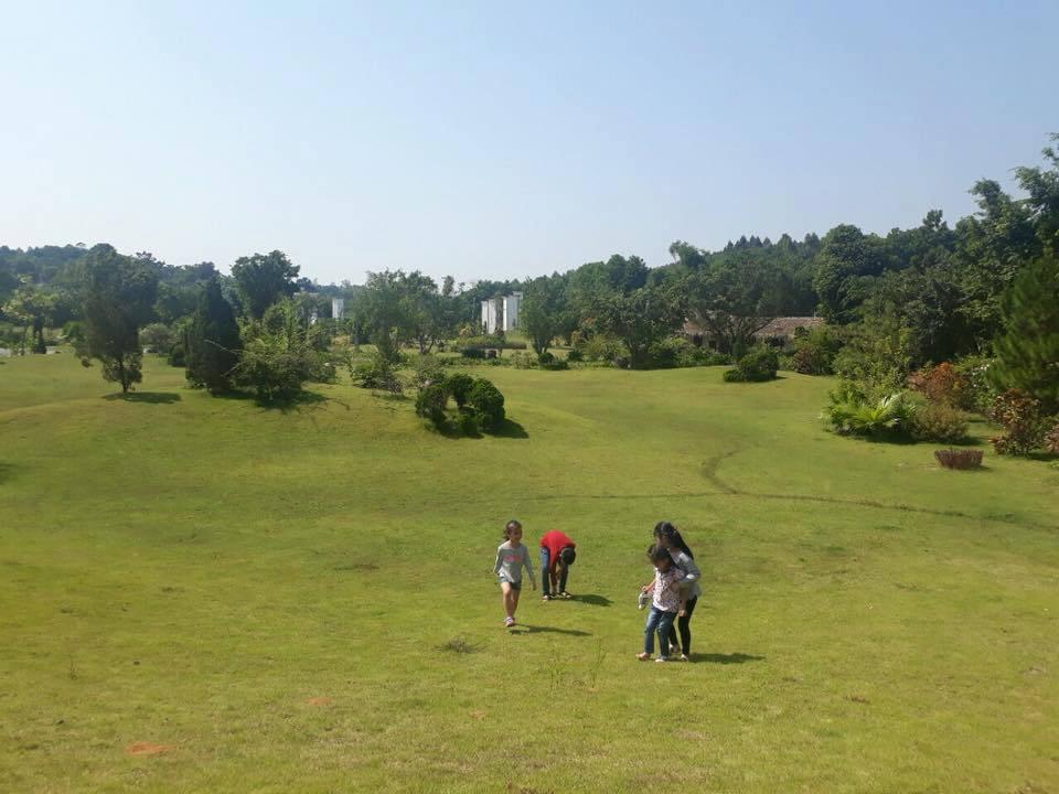 công viên nghĩa trang thiên đức đất đai rộng rãi