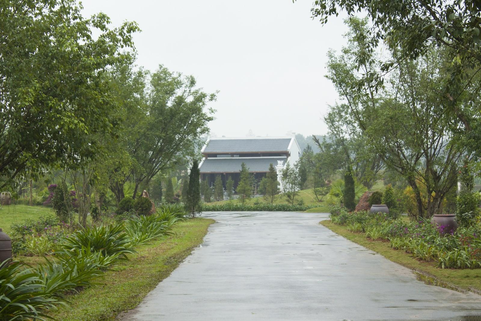 Đền Trình - Thiên Đức Phú Thọ