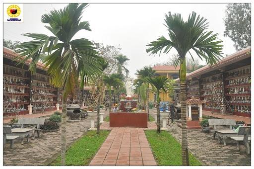 nghĩa trang Văn Điển - Hà Nội