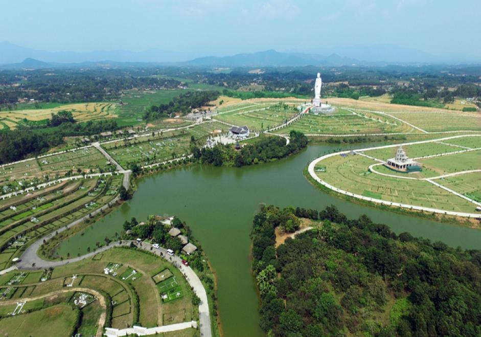 Công viên Thiên Đức Vĩnh Hằng Viên